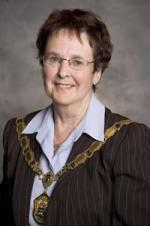 Councillor Marjorie Adams